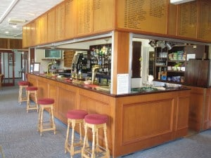 Alresford Golf Club Bar